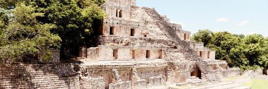 philippe-hugonnard-viva-mexico-panoramic-collection-maya-archaeological-site-campeche-viii