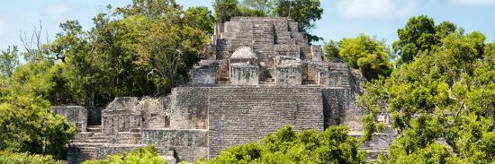 philippe-hugonnard-viva-mexico-panoramic-collection-pyramid-in-mayan-city-of-calakmul