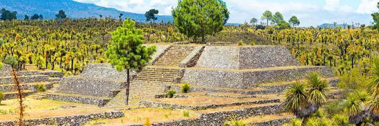 philippe-hugonnard-viva-mexico-panoramic-collection-pyramid-of-cantona-puebla-iv