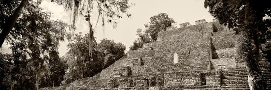 philippe-hugonnard-viva-mexico-panoramic-collection-pyramyd-of-the-ancient-mayan-city-calakmul