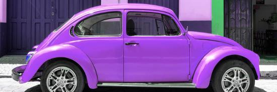 philippe-hugonnard-viva-mexico-panoramic-collection-the-purple-beetle-car
