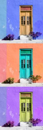 philippe-hugonnard-viva-mexico-panoramic-collection-tree-colorful-doors-x