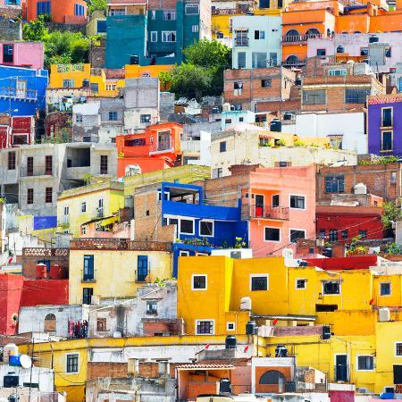 philippe-hugonnard-viva-mexico-square-collection-guanajuato-colorful-cityscape-xvii