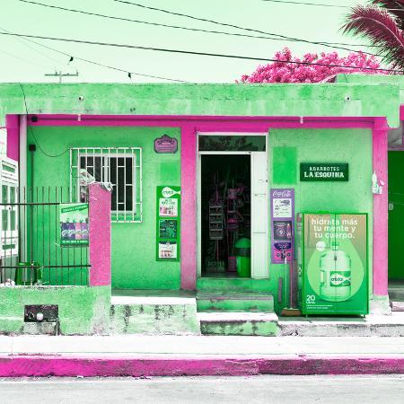 philippe-hugonnard-viva-mexico-square-collection-la-esquina-green-supermarket-cancun