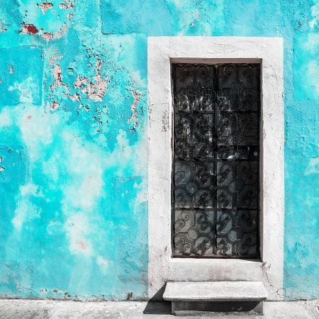 philippe-hugonnard-viva-mexico-square-collection-turquoise-wall-of-silence