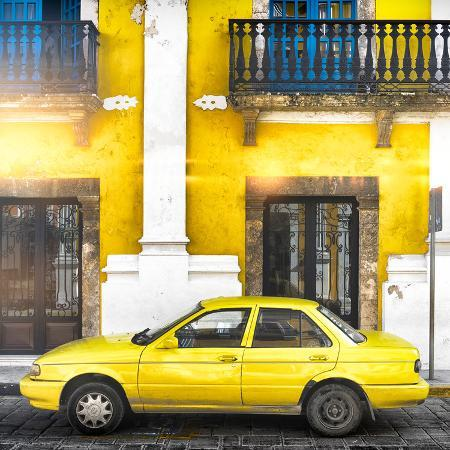 philippe-hugonnard-viva-mexico-square-collection-yellow-campeche-ii