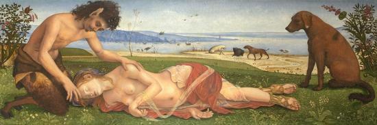 piero-di-cosimo-a-satyr-mourning-over-a-nymph-c-1495