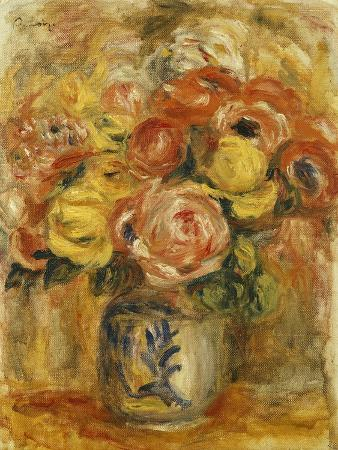 pierre-auguste-renoir-flowers-in-a-blue-and-white-vase