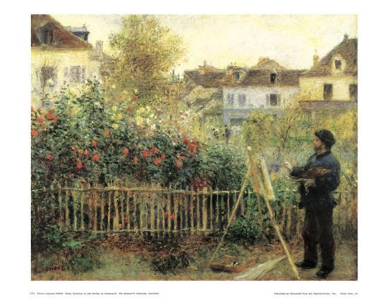 pierre-auguste-renoir-monet-painting-in-his-garden-at-argenteuil