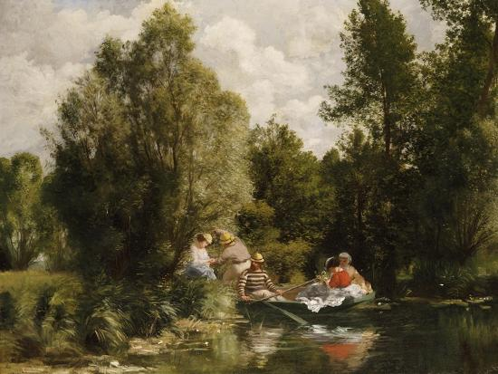 pierre-auguste-renoir-the-pond-at-fees