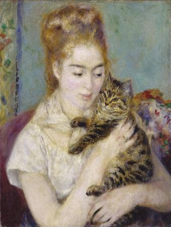 pierre-auguste-renoir-woman-with-a-cat-c-1875