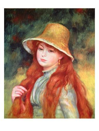 pierre-auguste-renoir-young-girl-with-long-hair