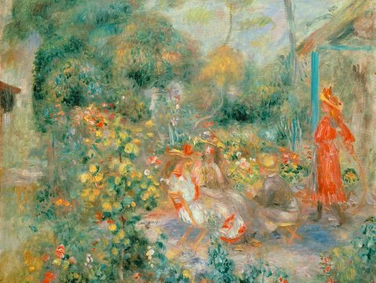 pierre-auguste-renoir-young-girls-in-the-garden-at-montmartre-1893-95