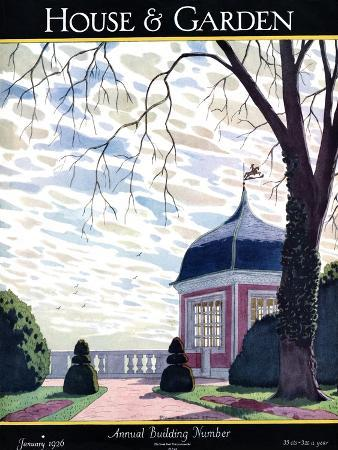 pierre-brissaud-house-garden-cover-january-1926