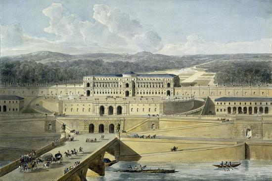 pierre-francois-fontaine-view-of-palace-of-the-king-of-rome-in-paris