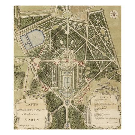 pierre-prieur-recueil-des-plans-des-chateaux-et-parcs-de-versailles-trianon-et-marly-vers-1732-relie-aux