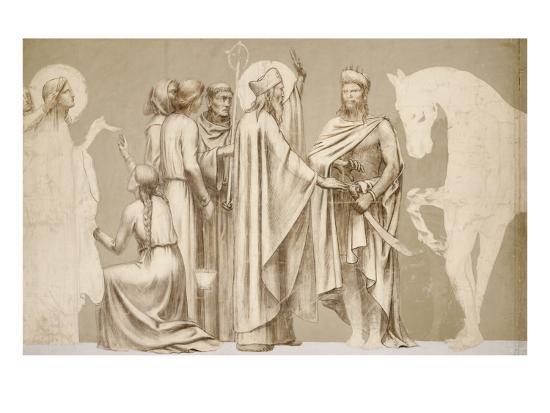 pierre-puvis-de-chavannes-friesland-for-the-decoration-of-the-pantheon-saints