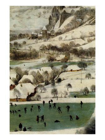 pieter-breughel-the-elder-hunters-in-the-snow-detail