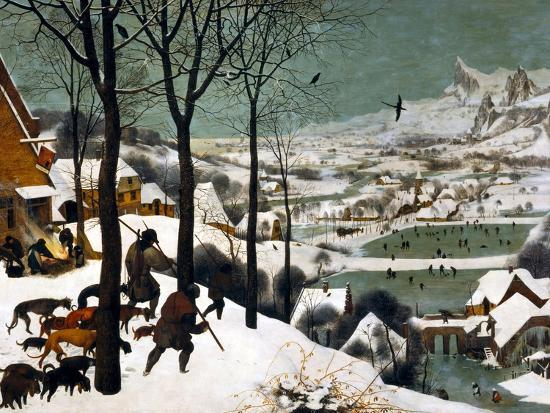 pieter-bruegel-the-elder-hunters-in-the-snow-winte-1565