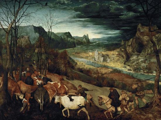 pieter-bruegel-the-elder-the-return-of-the-herd-1565