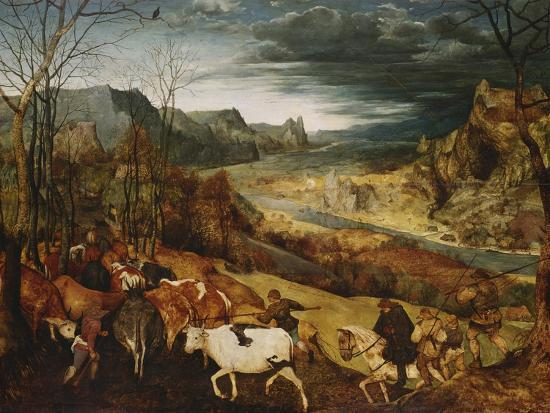 pieter-bruegel-the-elder-the-return-of-the-herd-from-the-seasons-1565