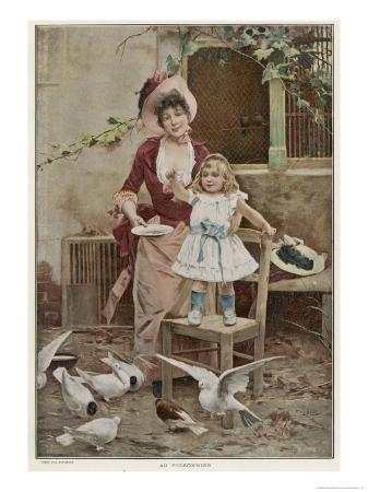 pinchant-feeding-the-pigeons