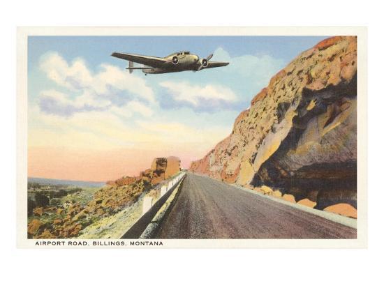 plane-over-rim-rocks-billings-montana
