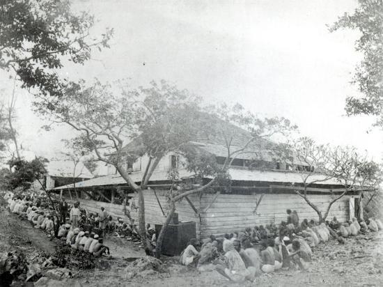 plantation-workers-arrived-from-india-at-the-depot-port-of-spain-trinidad-c-1891