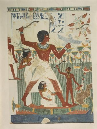 plate-hunting-in-the-marsh-replica-of-fresco-from-thebes-tomb-of-nakht
