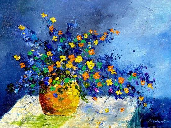 pol-ledent-bunch-of-flowers