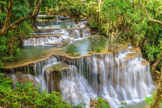 pongphan-ruengchai-waterfall-in-kanchanaburi-province-thailand