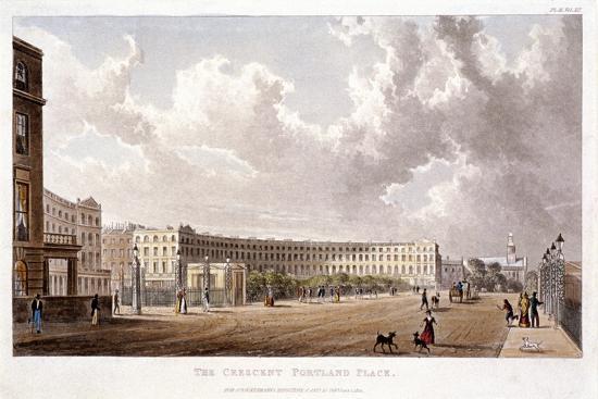 portland-place-marylebone-london-1822