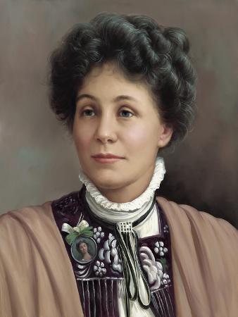 portrait-of-emmeline-pankhurst