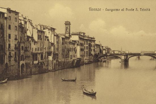 postcard-depicting-buildings-along-the-embankment-and-ponte-santa-trinita-crossing-the-river-arno