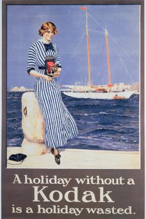 poster-advertising-kodak-cameras-c-1930