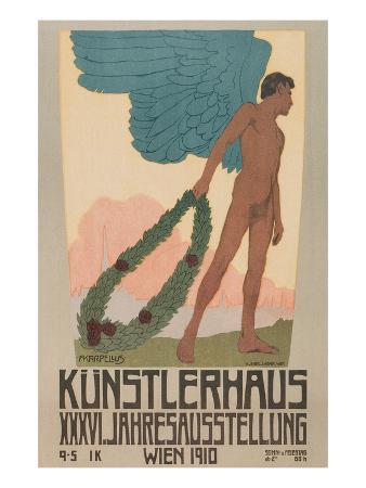 poster-for-vienna-art-exhibition