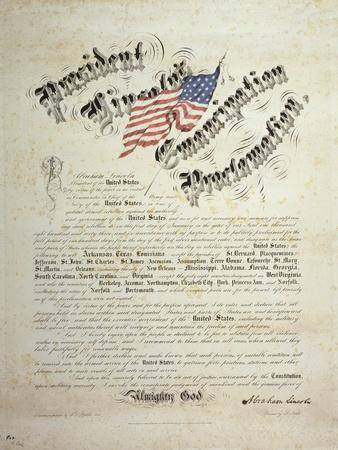 president lincoln and the emancipation proclamation essay The emancipation proclamation: the influence of lincoln's proclamation on the civil war - civil war essay example the emancipation proclamation was a document that greatly influenced american history and culture since it was first read by abraham lincoln.