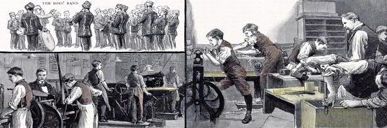 printing-office-and-the-carpenters-shop-the-anniversary-of-the-little-boys-home-at-farningham-and-s