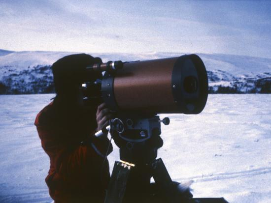 project-member-leif-havik-tests-observational-equipment-at-vaarhus-kjoelen-norway