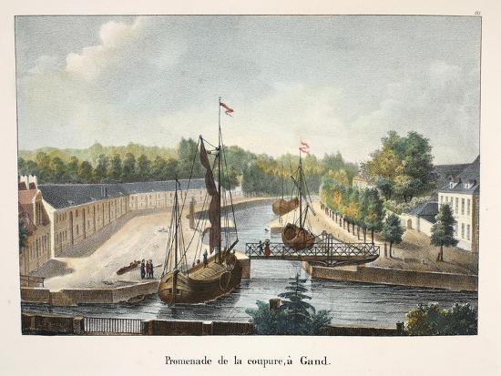 promenade-de-la-coupure-a-gand-c-1895