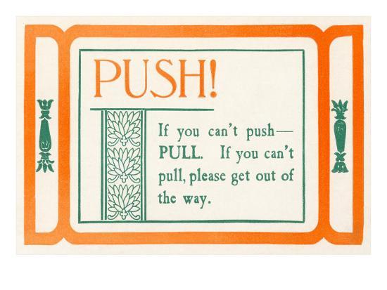 push-or-pull