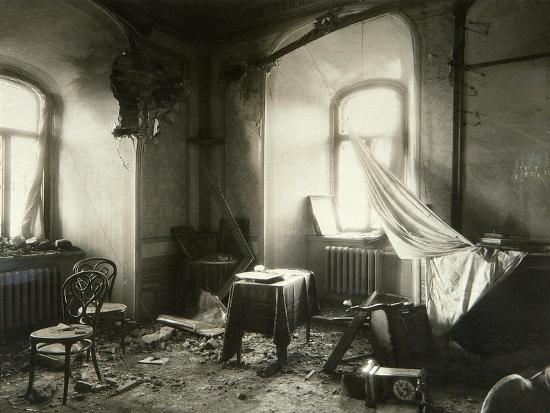 pyotr-petrovich-pavlov-the-chudov-monastery-in-the-moscow-kremlin-after-shelling-in-november-1917