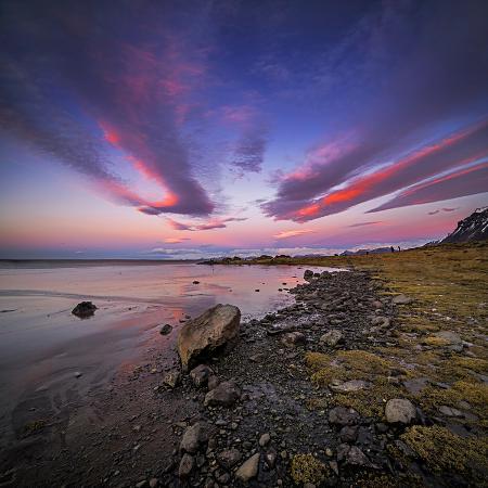 ragnar-th-sigurdsson-sunset-stokksnes-by-hofn-and-hornafjordur-iceland