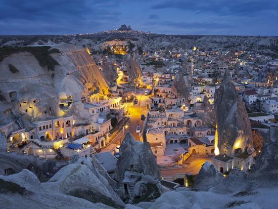 rainer-mirau-city-view-of-gshreme-by-night-cappadocia-anatolia-turkey
