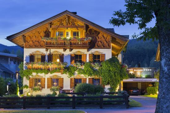 rainer-mirau-facade-with-flowers-ehrwald-ausserfern-tyrol-austria