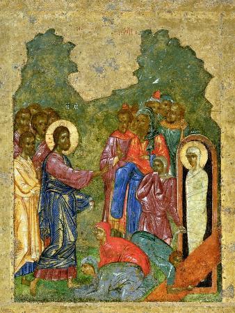raising-of-lazarus-russian-icon-cathedral-of-st-sophia-novgorod-school-14th-century