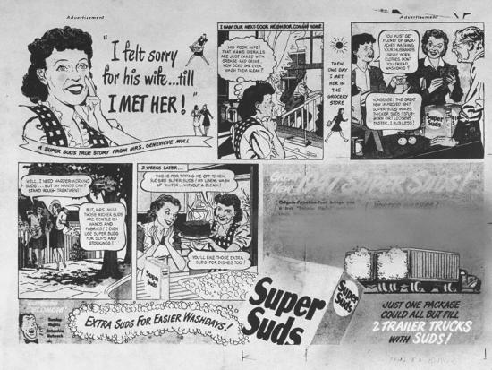 ralph-morse-advertisement-which-inspired-conducting-of-experiment-to-fill-trucks-with-soap-suds