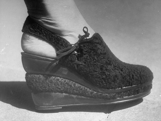 ralph-morse-french-woman-wearing-wedge-shoes-made-from-fur