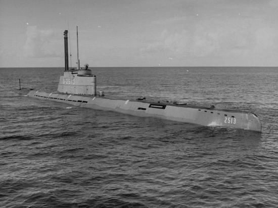 ralph-morse-german-snorkle-submarine-that-ussr-got-at-the-end-of-the-war