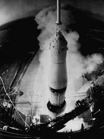 ralph-morse-launch-of-saturn-5-rocket-at-cape-kennedy